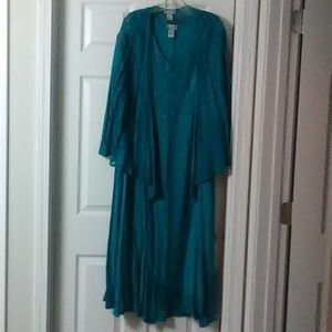 Catherines 2 piece dress